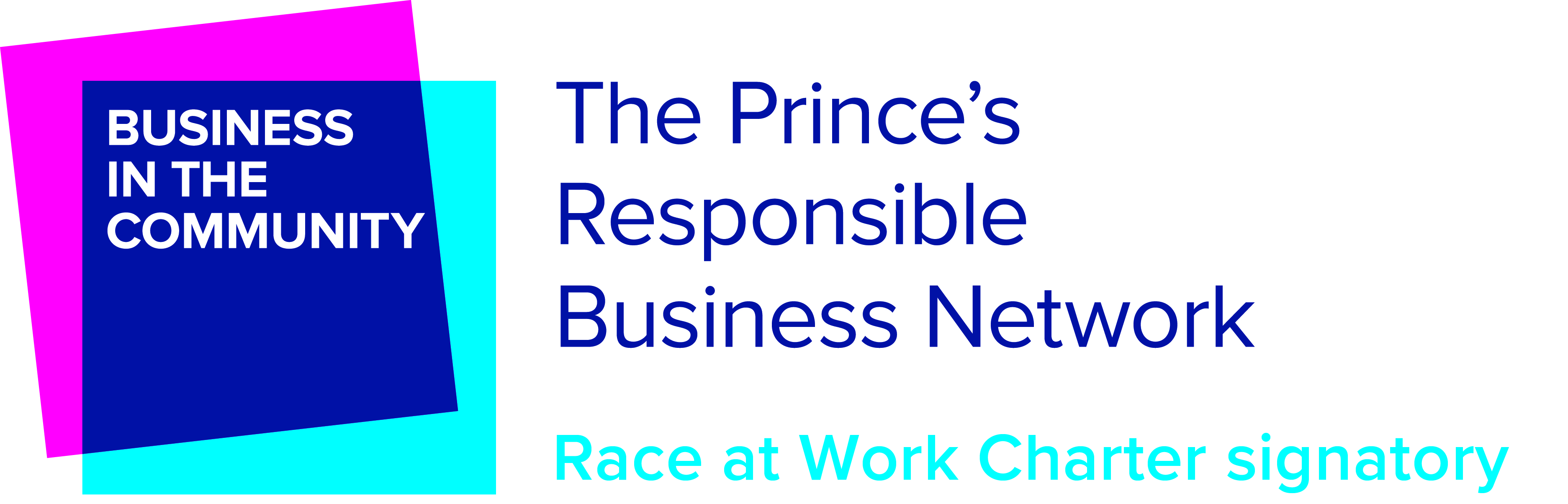 AAT has signed The Prince's Responsible Business Network: Race at Work Charter