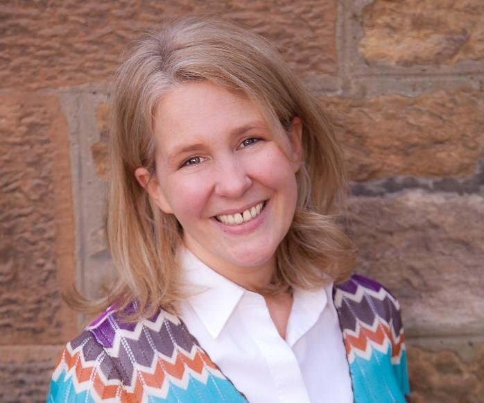 image: Rosie Berridge, Edinburgh AAT Branch Chair