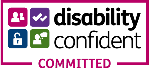 AAT is Disability Confident: Committed