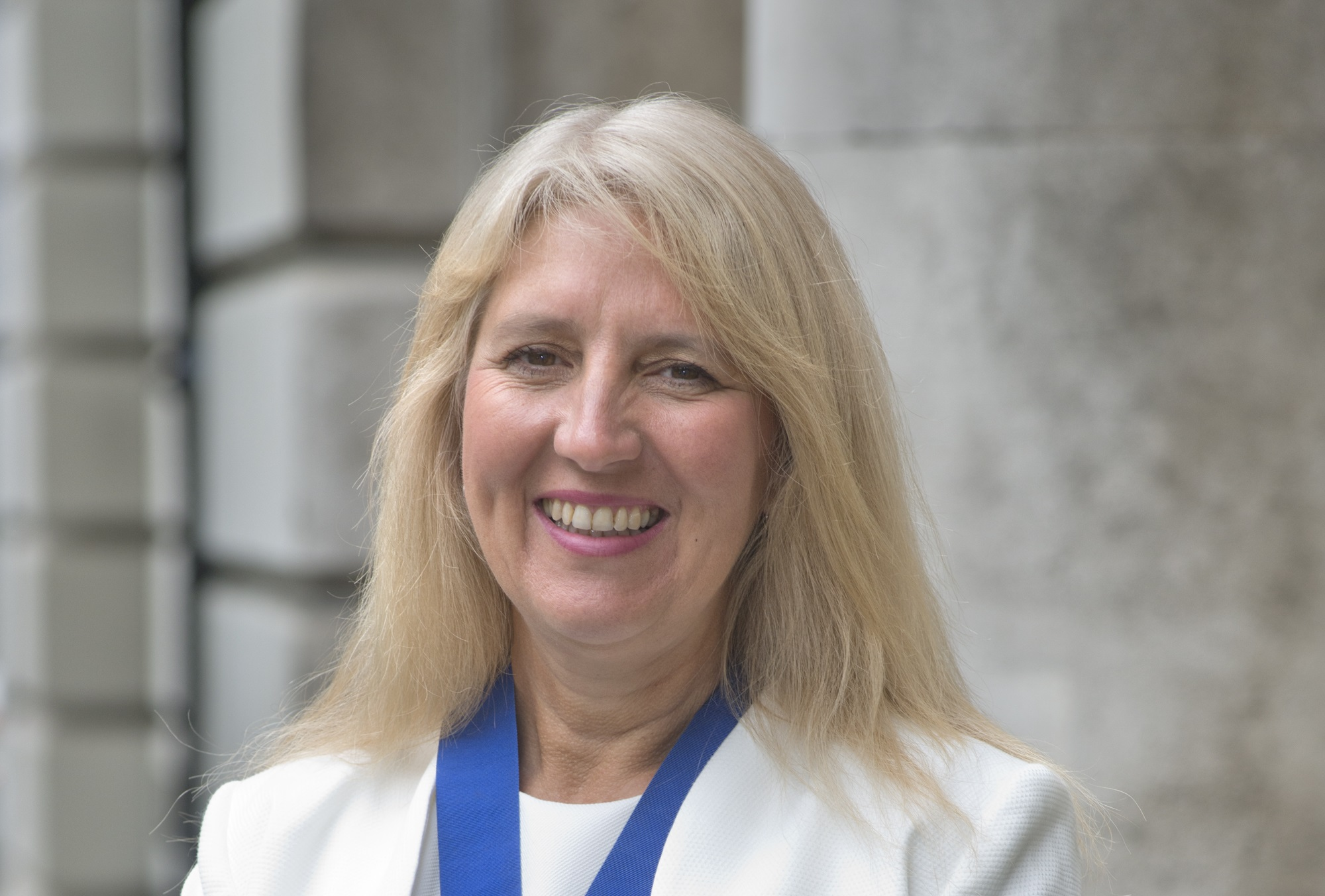 AAT President Nicky Fisher