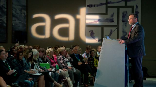 The AAT annual conference 2017