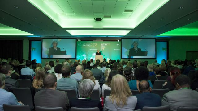 AAT Annual Conference: 300 accounting professionals enjoy expert insights in Windsor