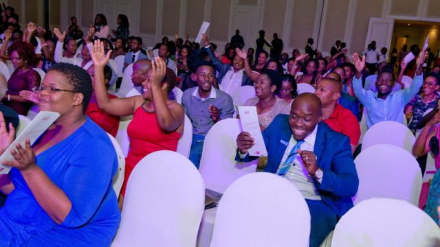 AAT's Botswana achievement ceremony attracted 250 guests to Gaborone International Convention Centre