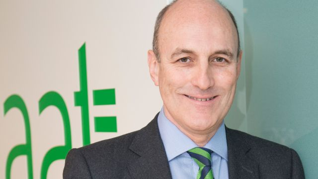 Mark Farrar, AAT Chief Executive