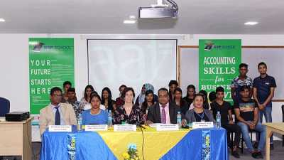 image: AAT Mauritius launch event