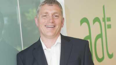 Brian Palmer, Tax Policy Adviser, AAT