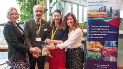 image: AAT receives Employer Newcomer of the Year award