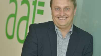 Justin Kyriakou, AAT's Global Development Manager