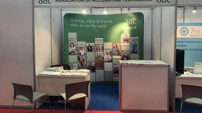 image: aat at the skills show