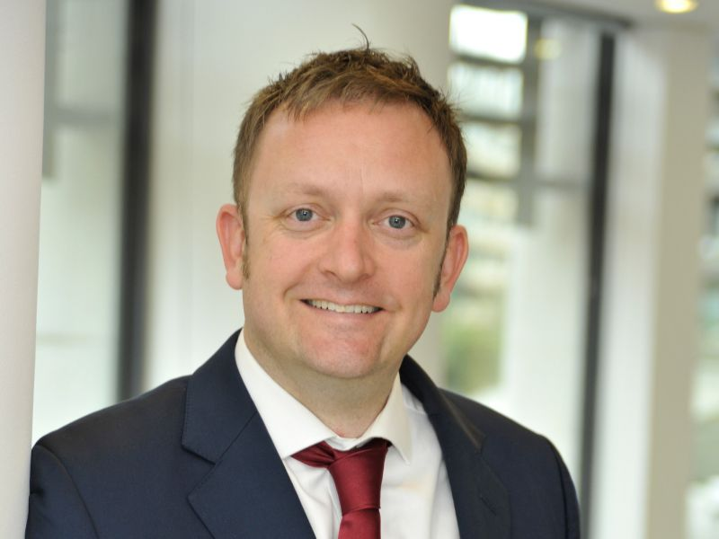 Adam Harper, Director of Strategy & Professional Standards at AAT