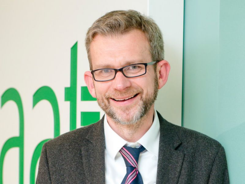 image: Rob Alder, Head of Business Development at AAT