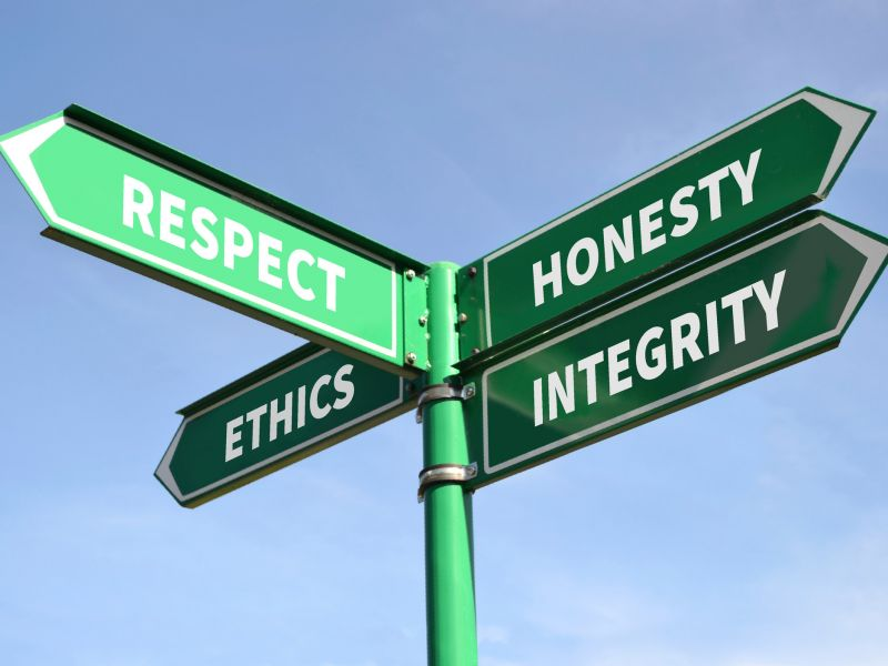 AAT research shows the value of workplace ethics | AAT